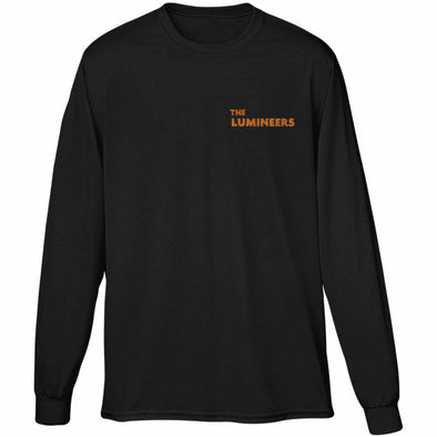 Mountain Landscape Long Sleeve Tee & Digital Album Download-The Lumineers