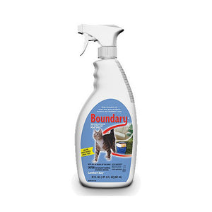 Pet Ag® Boundary® Indoor/Outdoor Cat Repellent Pump Spray 22 Oz
