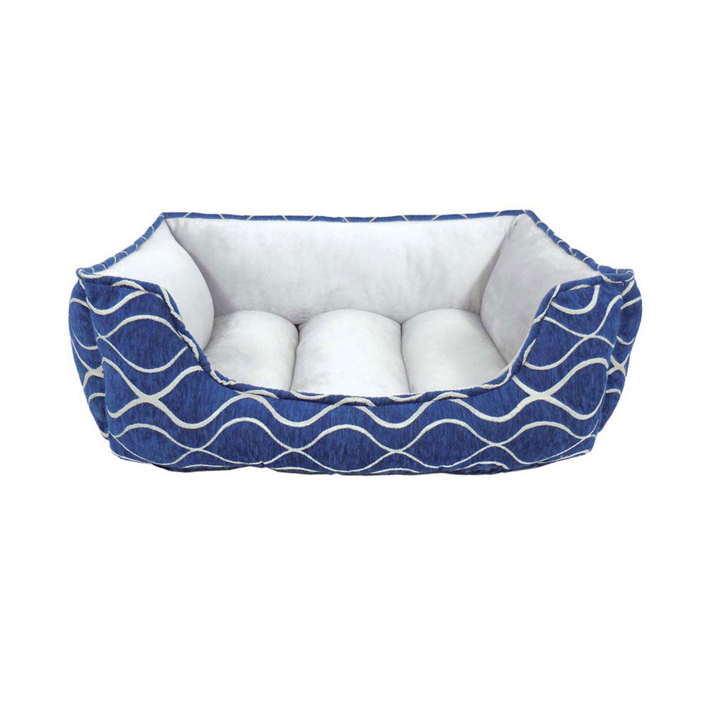 Sleepy Dog™ Peanut Cuddle Cup Dog Bed Pink 24 X 24 X 9 Inch