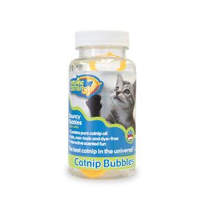 OurPets® Bouncy Bubbles for Cat 5 Oz