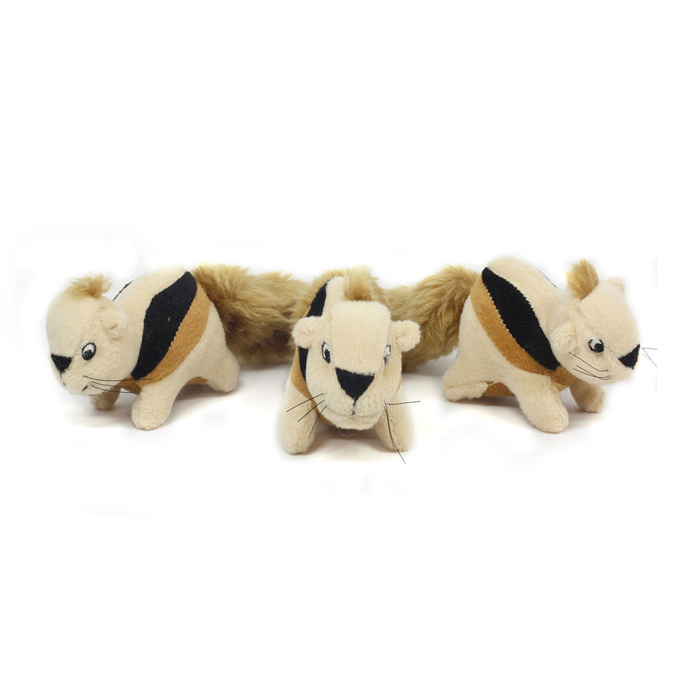 Outward Hound® Squeakin' Animals Dog Toys 9.5 X 6 X 3 Inch