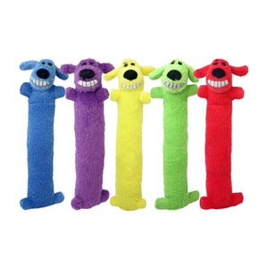 Multipet Loofa® Dog Toys Large Assorted Color 18 Inch