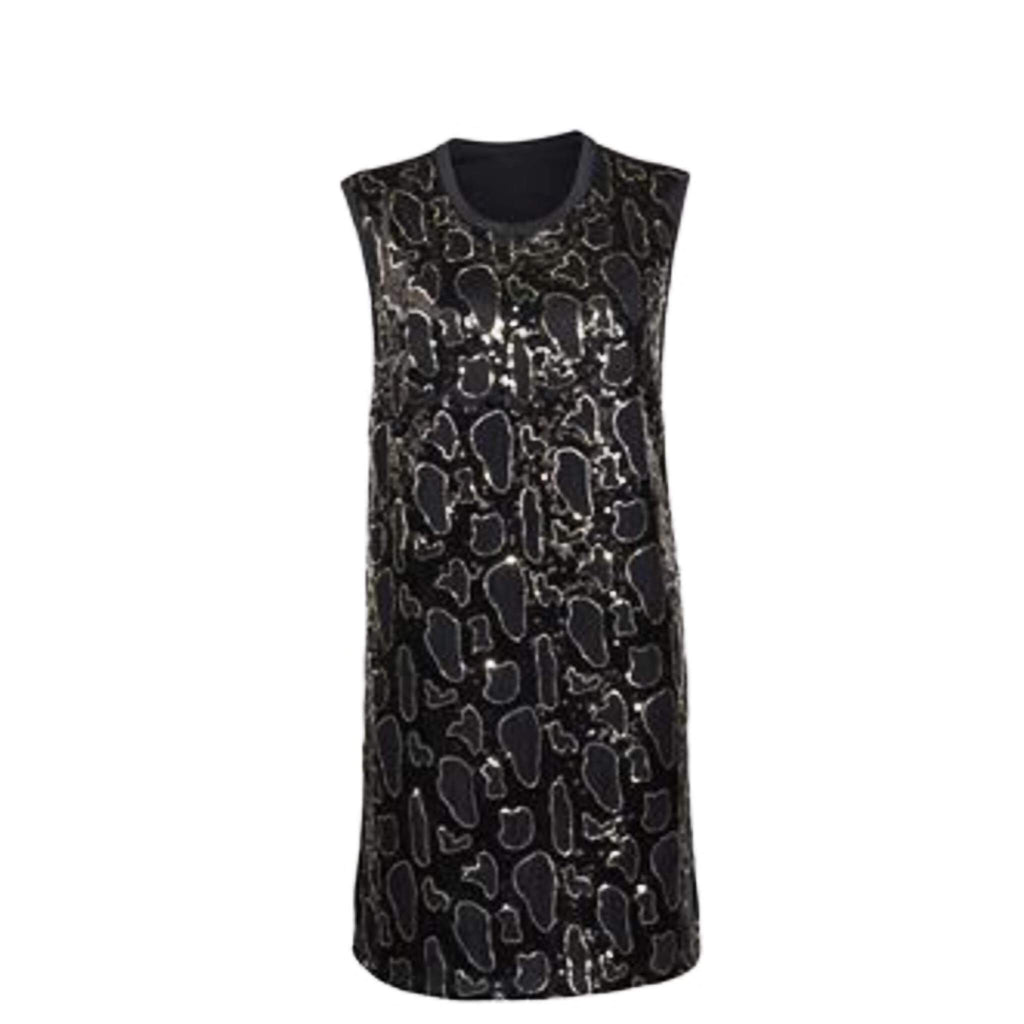 Avon Apparel Women's Sleeveless Sequin Tunic Dress - Size 10-12