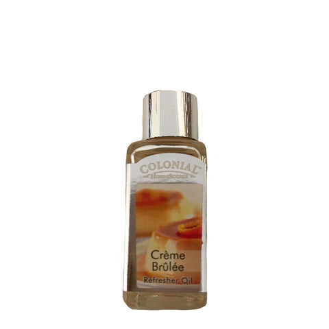 Colony Colonial Fragrance Oil Colonial Creme Brûlée Fragrance Oil - 9 ml