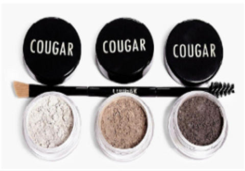 Cougar Beauty Cougar Eyebrow Kit