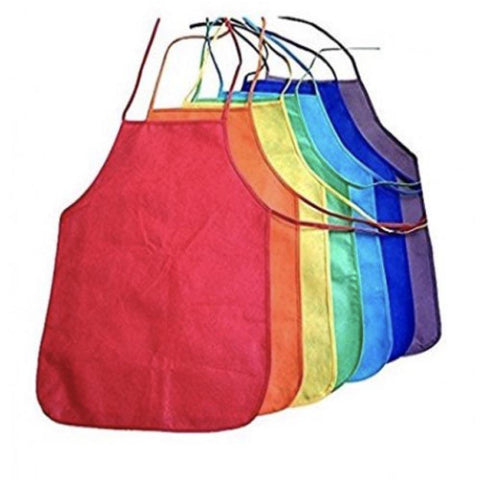Dazzling Toys Children's Accessories 12 x Children's Cook, Art Aprons