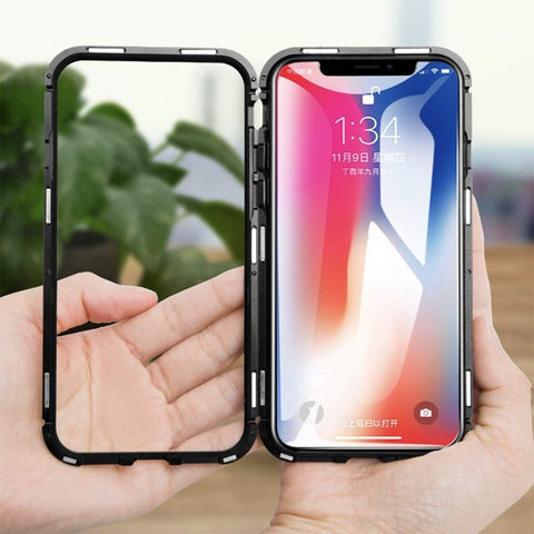 Laguna Lifestyle  Mobile Accessories Case for iPhone XS Max iPhone Magnetic Case XS MAX, X, 8, 7, Plus