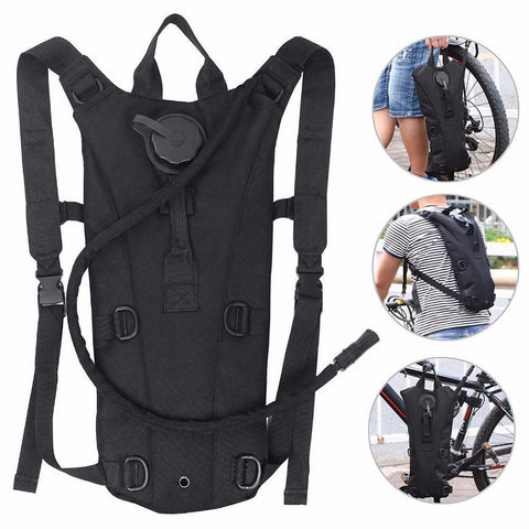 Trixes Sports 3 Litre Water Hydration Cycling, Climbing , Walking Backpack