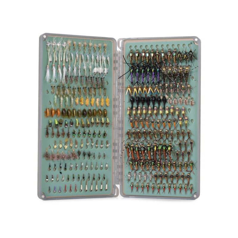 Tacky Original Fly Box- 2X Fliegenbox - FASANIS