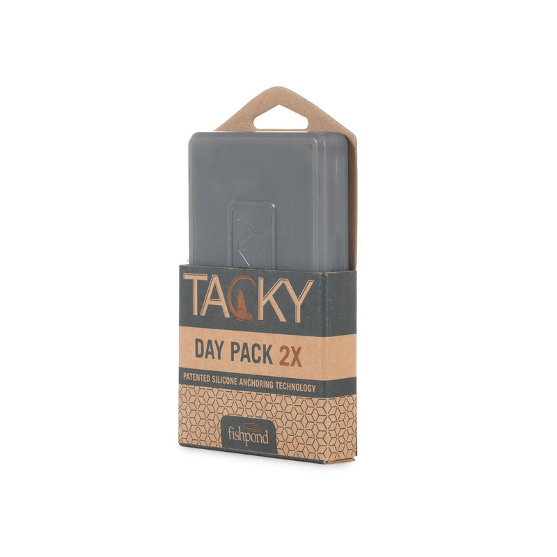 Tacky Daypack Fly Box- 2X Fliegenbox - FASANIS