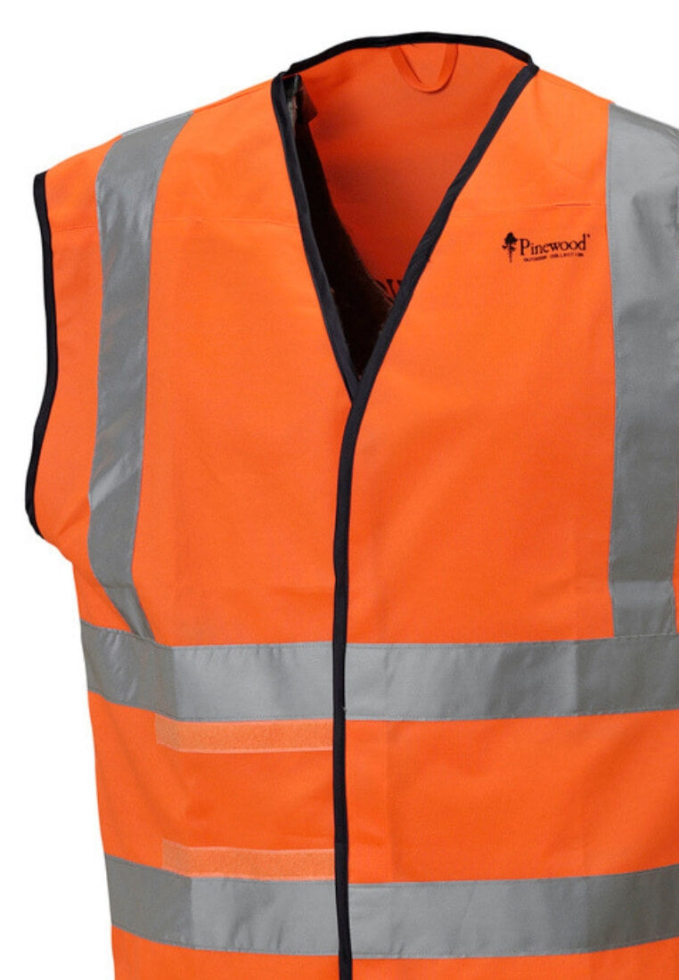 Pinewood Safety Vest Warnweste Weste - FASANIS