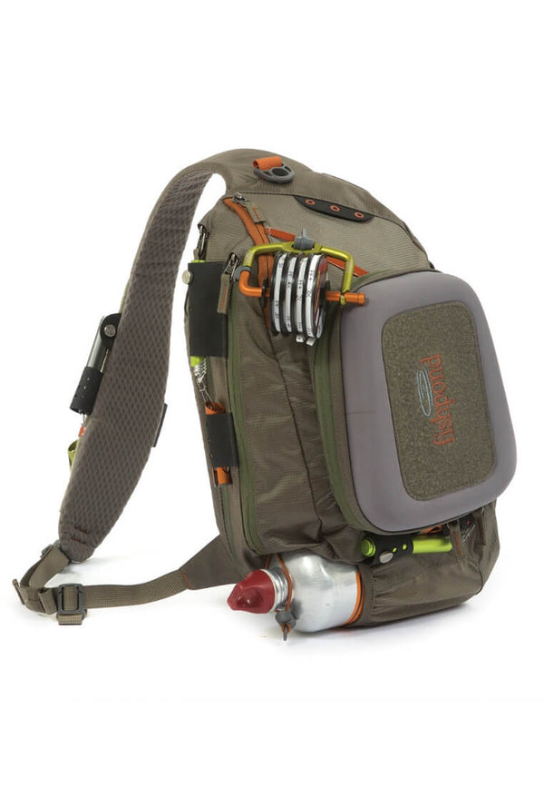 Fishpond Summit Sling Gravel - FASANIS