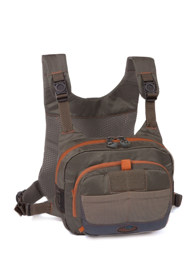 Fishpond Cross-Current Chest Pack Fliegenfischer Tasche - FASANIS