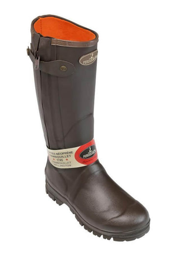Percussion Rambouillet Full-Zip Gummistiefel