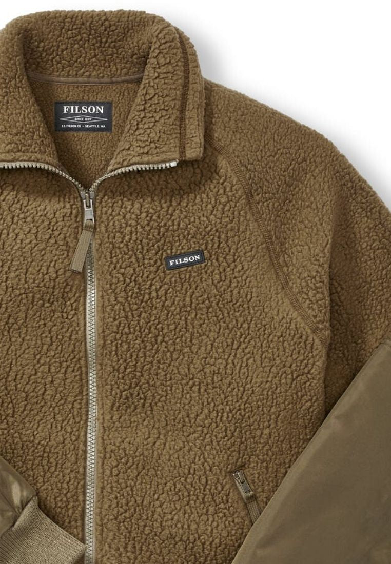 Filson Sherpa Fleece Jacket Fleecejacke - FASANIS