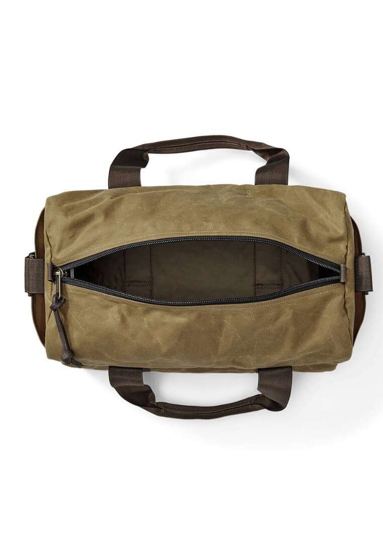 Filson Small Tin Cloth Field Duffle Bag