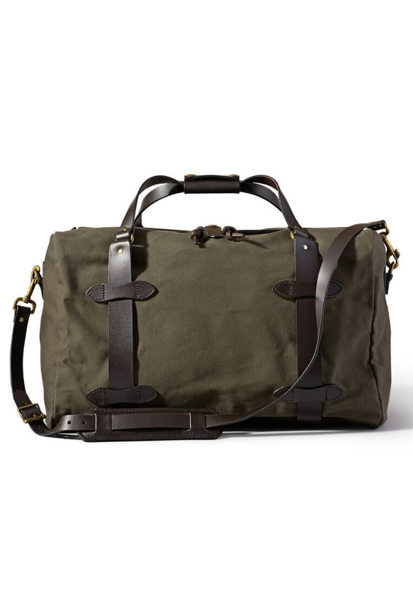 Filson Medium Rugged Twill Duffle Bag - FASANIS
