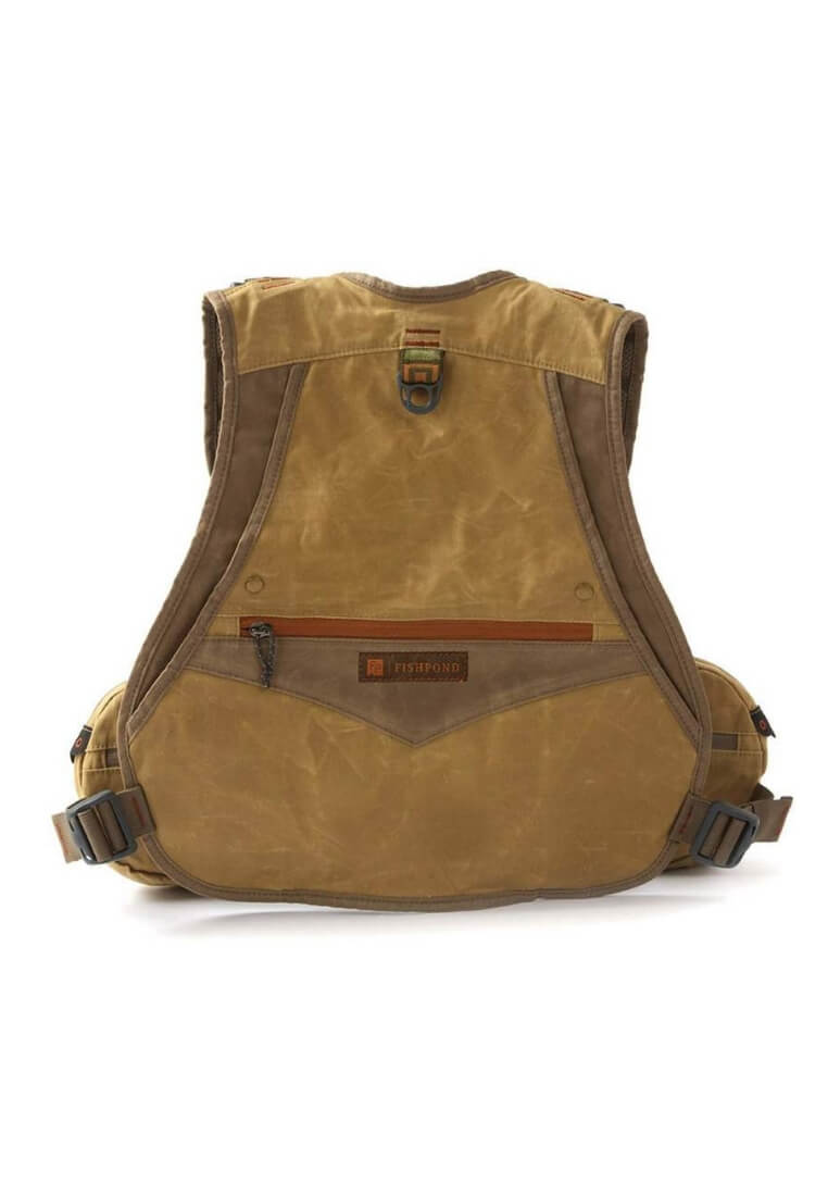 Fishpond Vaquero Tech Pack Earth (Waxed) - FASANIS