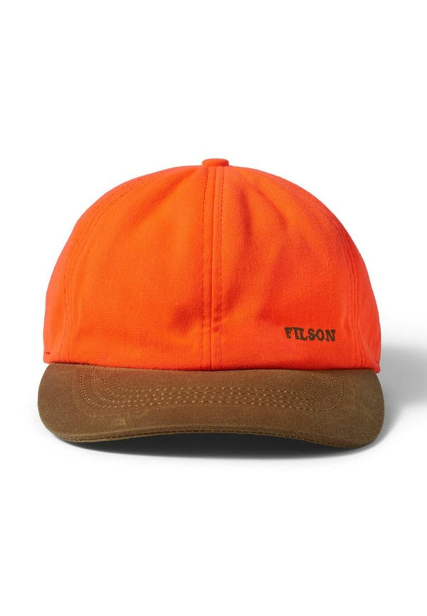 Filson Insulated Blaze/Tin Cloth Cap Cap - FASANIS