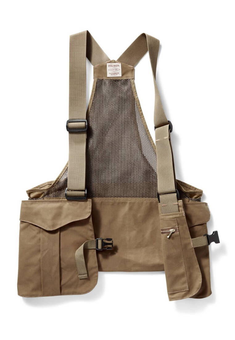 Filson Mesh Game Bag Weste - FASANIS