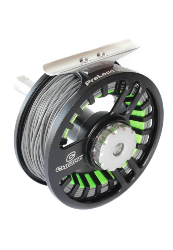 Cheeky PreLoad Fly Reel Fliegenrolle - FASANIS