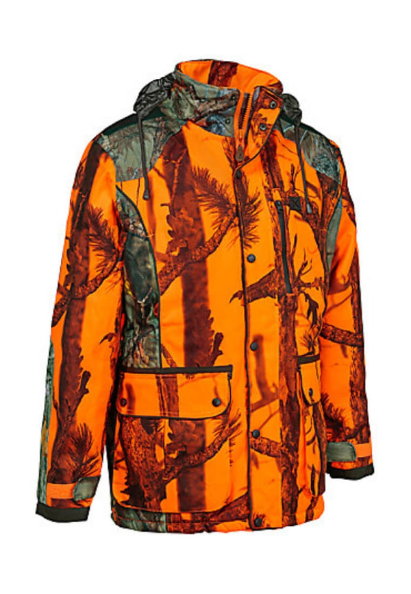 Percussion Brocard Jacke Ghostcamo - FASANIS
