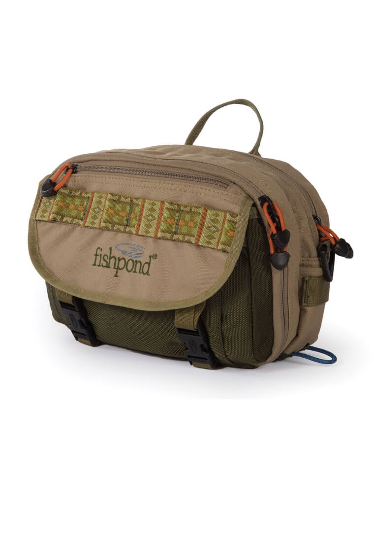 Fishpond Blue River Chest/Lumbar Pack Fliegenfischer Tasche - FASANIS