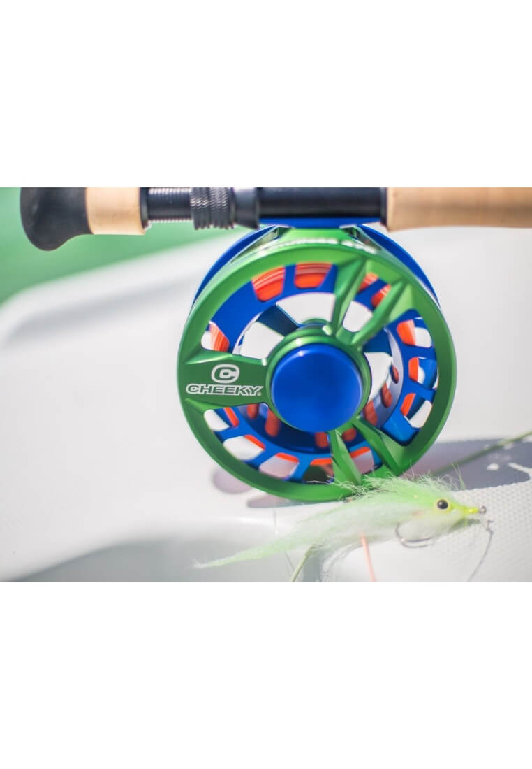 Cheeky Limitless Fly Reel - FASANIS