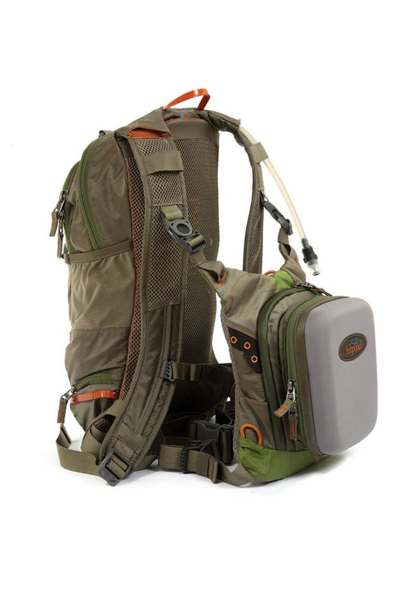 Fishpond Oxbow Chest/Backpack - FASANIS