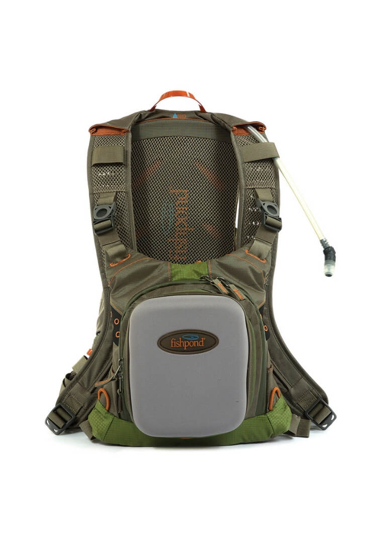 Fishpond Oxbow Chest/Backpack Fliegenfischer Tasche - FASANIS