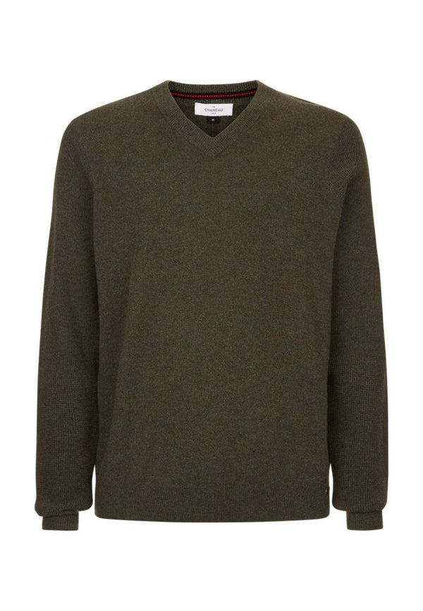 Le Chameau Asthall Herren Pullover Pullover - FASANIS