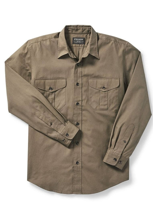 Filson Safari Cloth Shirt - FASANIS