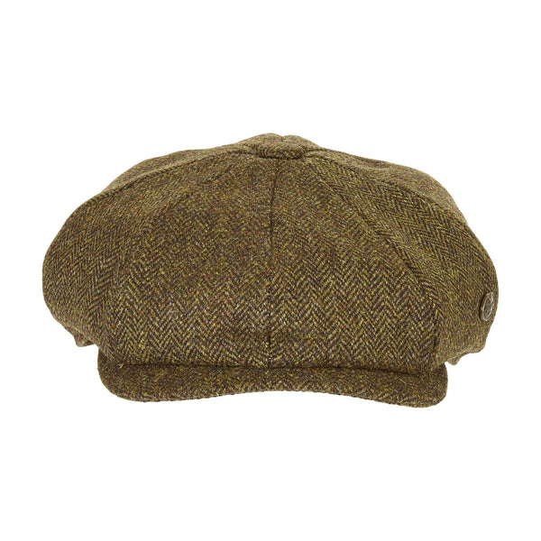 Le Chameau Tweed Baker Boy Hat Baker Boy Hat - FASANIS