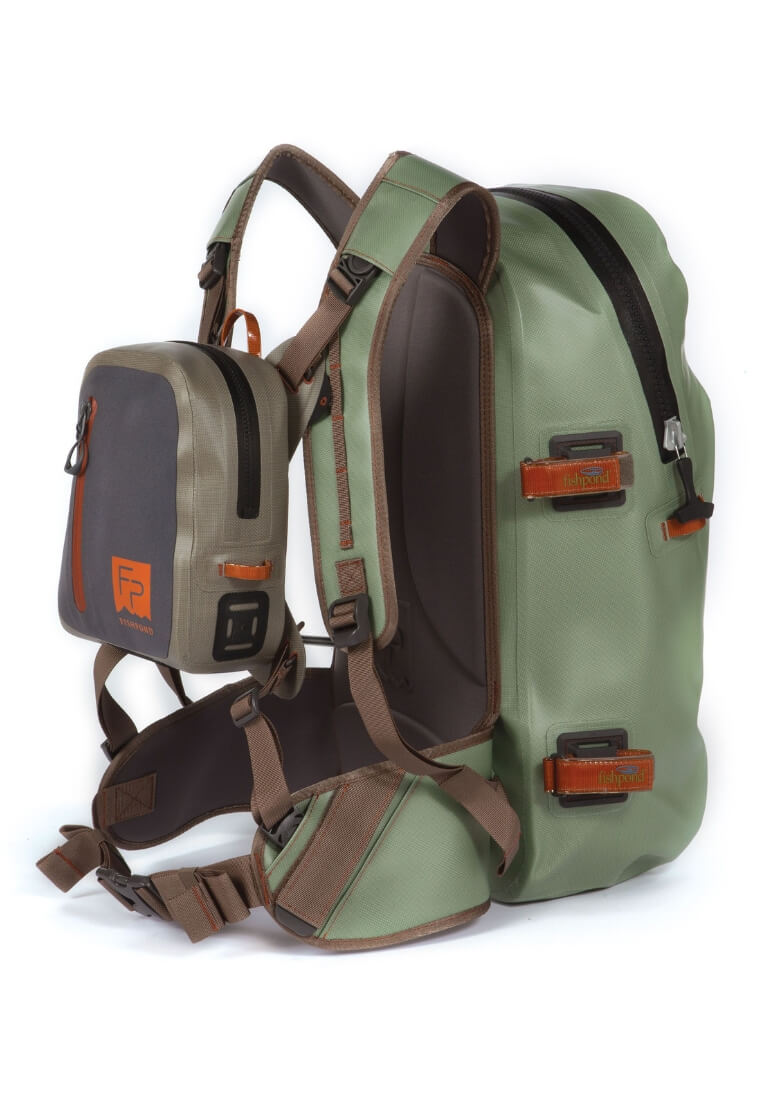 Fishpond Thunderhead Chest Pack Fliegenfischer Tasche - FASANIS