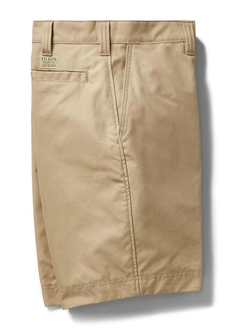 Filson Dry Shelter Cloth Shorts Shorts - FASANIS