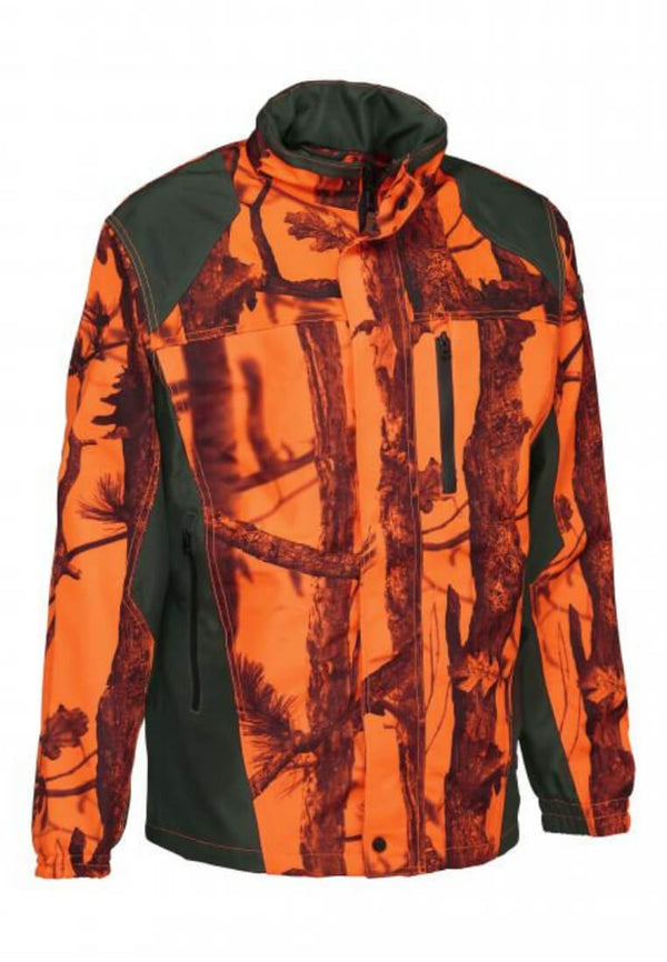 Percussion Stronger Jacke Ghostcamo Jacke - FASANIS