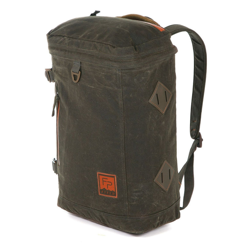 Fishpond River Bank Backpack - Peat Moss Rucksack - FASANIS