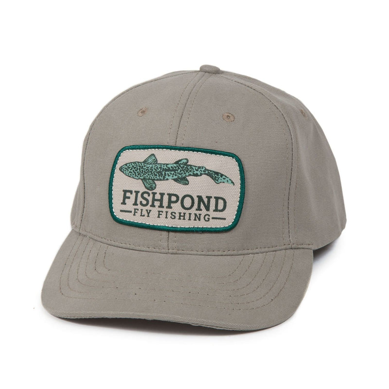 Fishpond Cruiser Trout Hat - Full Back - Chalk Bluff Cap - FASANIS