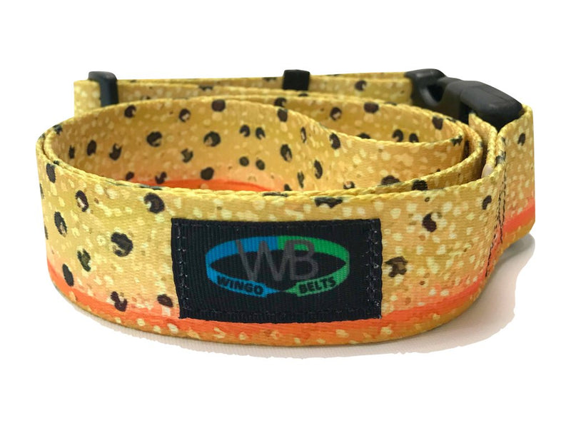 Wingo Outdoors Wading Belt Cutthroat Trout Watgürtel - FASANIS