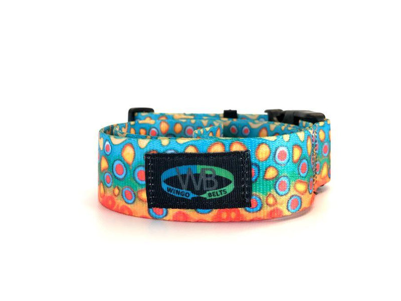 Wingo Outdoors Wading Belt - DeYoung Brook Trout Watgürtel - FASANIS