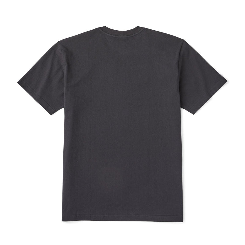 Filson S/S Outfitter Graphic T-Shirt Faded Black T-Shirt - FASANIS