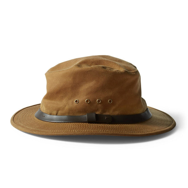 Filson Tin Cloth Packer Hat Hut - FASANIS
