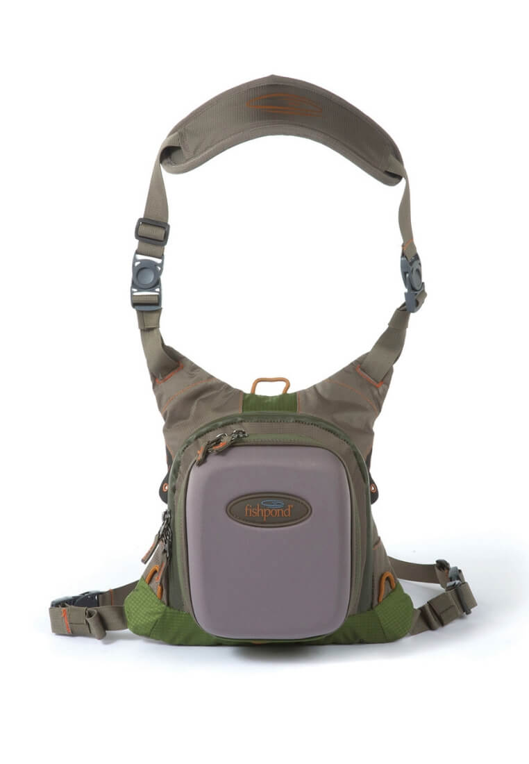Fishpond Savage Creek Chest Pack Fliegenfischer Tasche - FASANIS