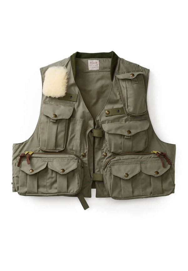 Filson Fly Fishing Guide Vest Fliegenweste - FASANIS
