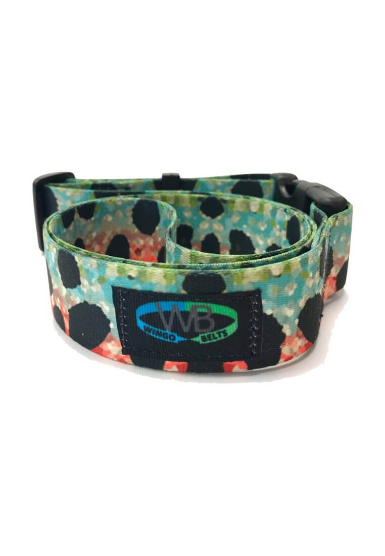 Wingo Outdoors Wading Belt Rainbow Trout Watgürtel - FASANIS