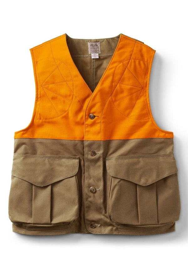 Filson Upland Hunting Vest - FASANIS