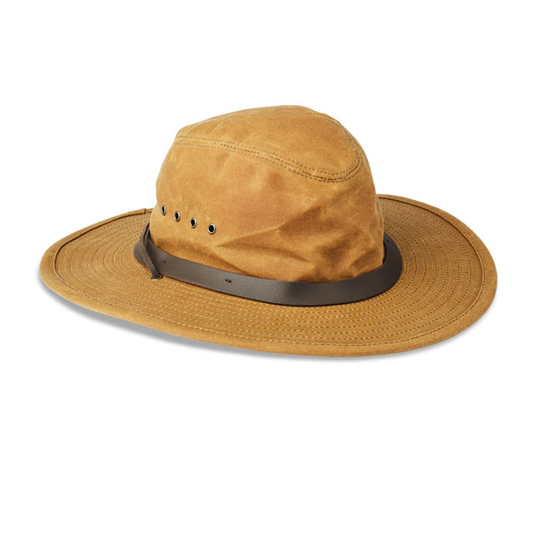 Filson Tin Cloth Bush Hat Hut - FASANIS