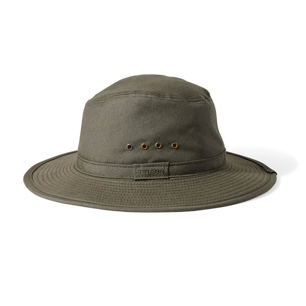 Filson Summer Packer Hat Otter Green Hut - FASANIS