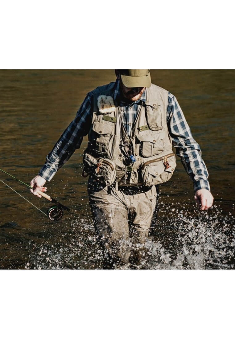 Filson Fly Fishing Guide Vest - FASANIS