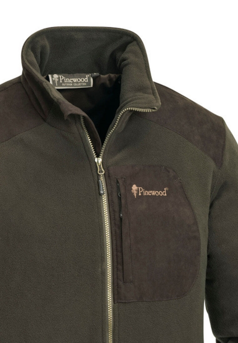 Pinewood Wildmark Membran Fleece Jacke - FASANIS